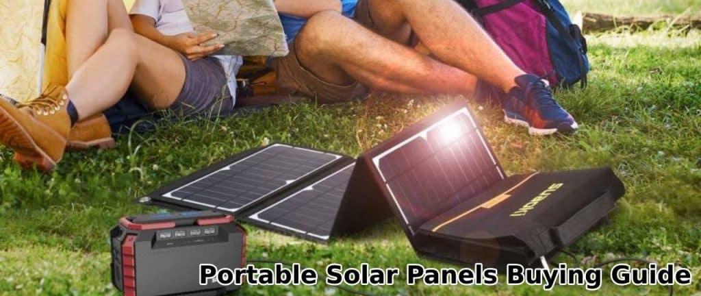Best Portable Solar Panels