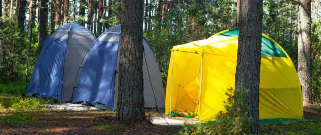 best shower tent for camping