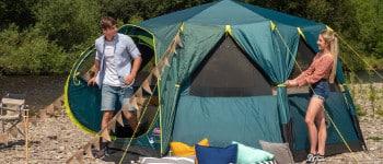 best blackout tents